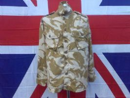 EX MILITARY ARMY DESERT LIGHT WEIGHT JACKET